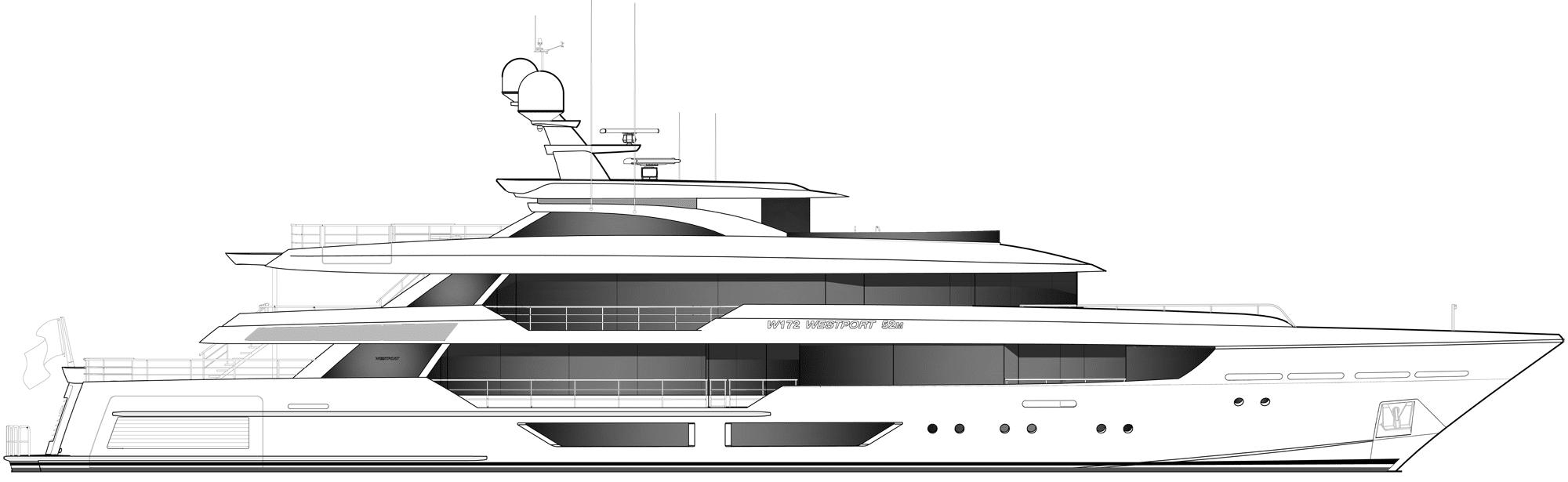 Westport W172 - 52m   Profile