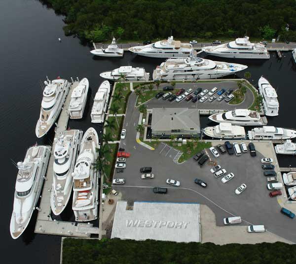 Westport Yachts - Fort Lauderdale, Florida