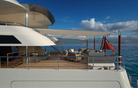 Westport W172 - 52m   Tri-Deck Motor Yacht
