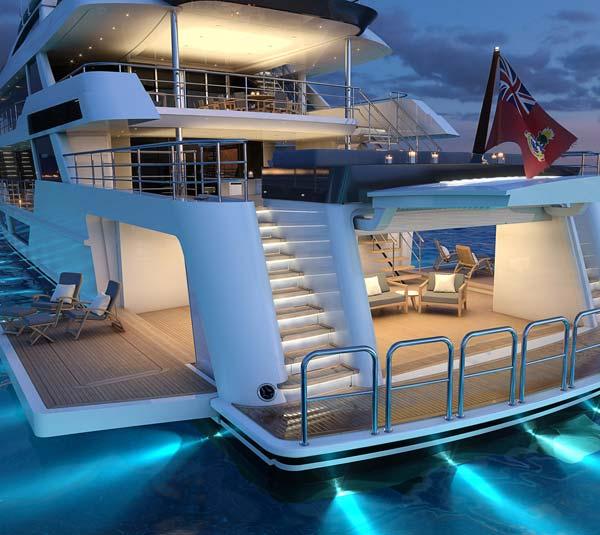 Westport 172   W172 Model (52m)   Tri-Deck Motor Yacht