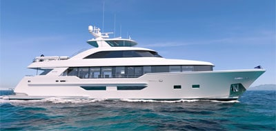 Westport 117 Motor Yacht