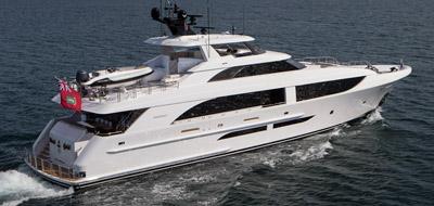 Westport 125 Motor Yacht