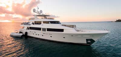 Westport 130 Motor Yacht