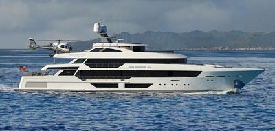 Westport 172 Motor Yacht
