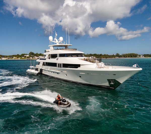 Composite Yacht Construction - Westport Yachts