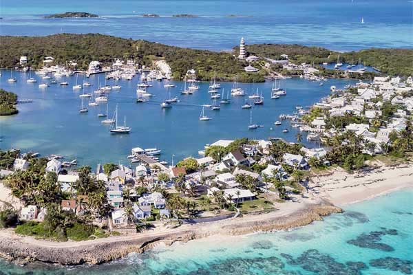 Bahamas Abacos - Charter Destination