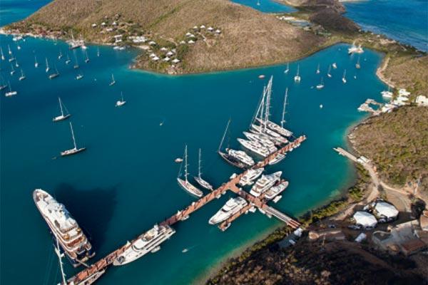 Caribbean British Virgin Islands