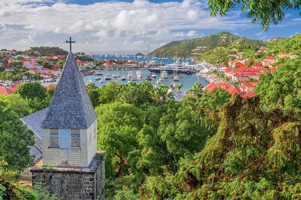 Caribbean - Leeward Islands
