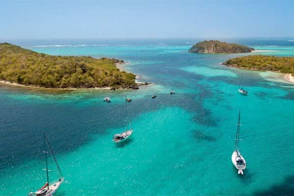 Caribbean - The Grenadines