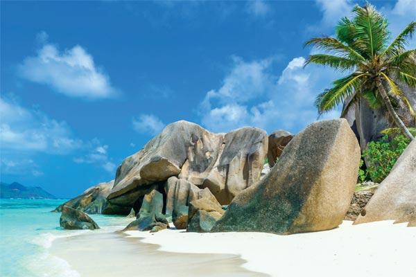 Indian Ocean Seychelles