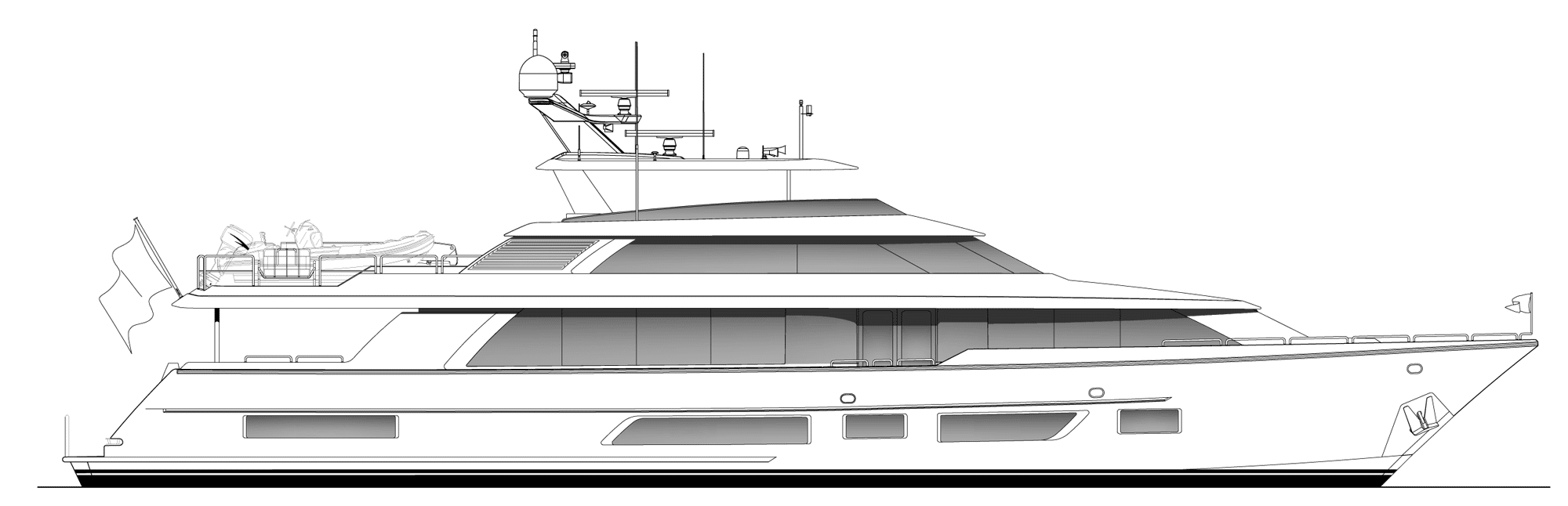 Westport W112   34M - Profile