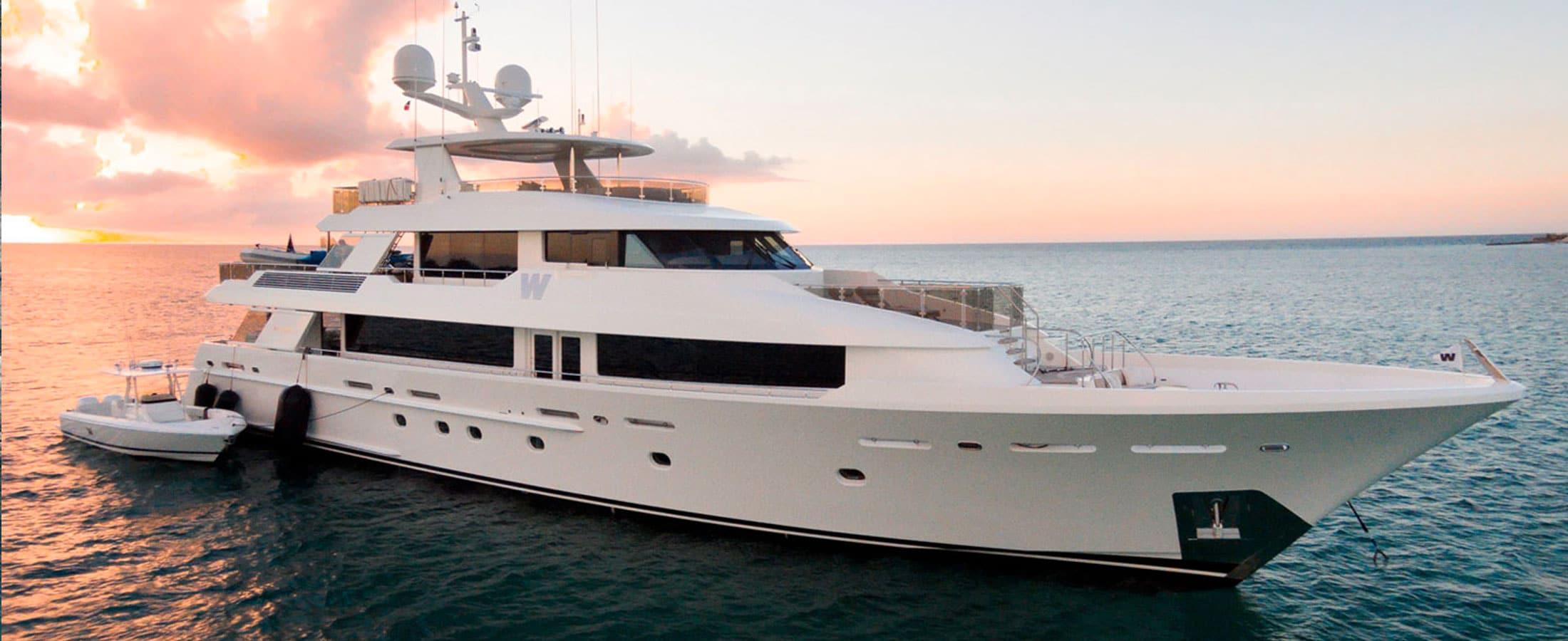 Westport 130   W130 Model (40m)   Tri-Deck Luxury Motor Yacht