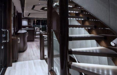 Westport W130 - 40m   Tri-Deck Motor Yacht   Foyer