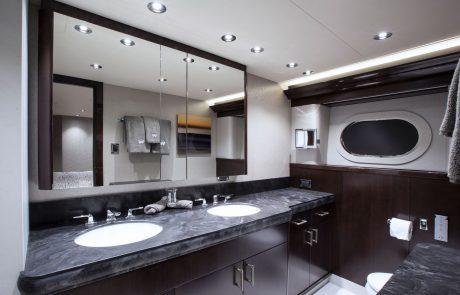Westport W130 - 40m   Tri-Deck   Guest Stateroom   VIP Head
