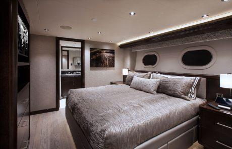 Westport W130 - 40m   Tri-Deck   Guest Stateroom