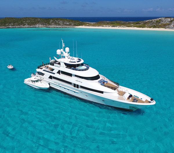 Westport `130   W130 Model (40m)   Tri-Deck Motor Yacht