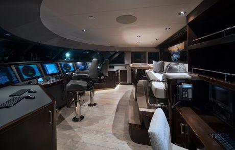 Westport W130 - 40m   Tri-Deck   Pilothouse
