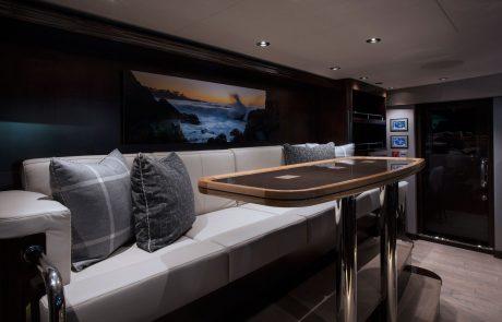 Westport W130 - 40m   Tri-Deck   Pilothouse Seating