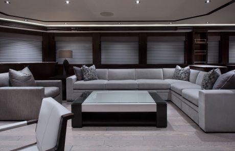 Westport W130 - 40m   Tri-Deck   Salon Seating