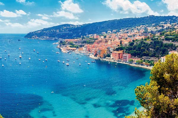 Mediterranean - France / Riviera