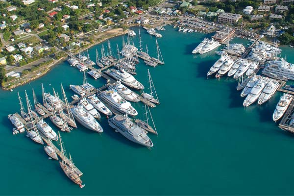 Antigua Yacht Charter Show