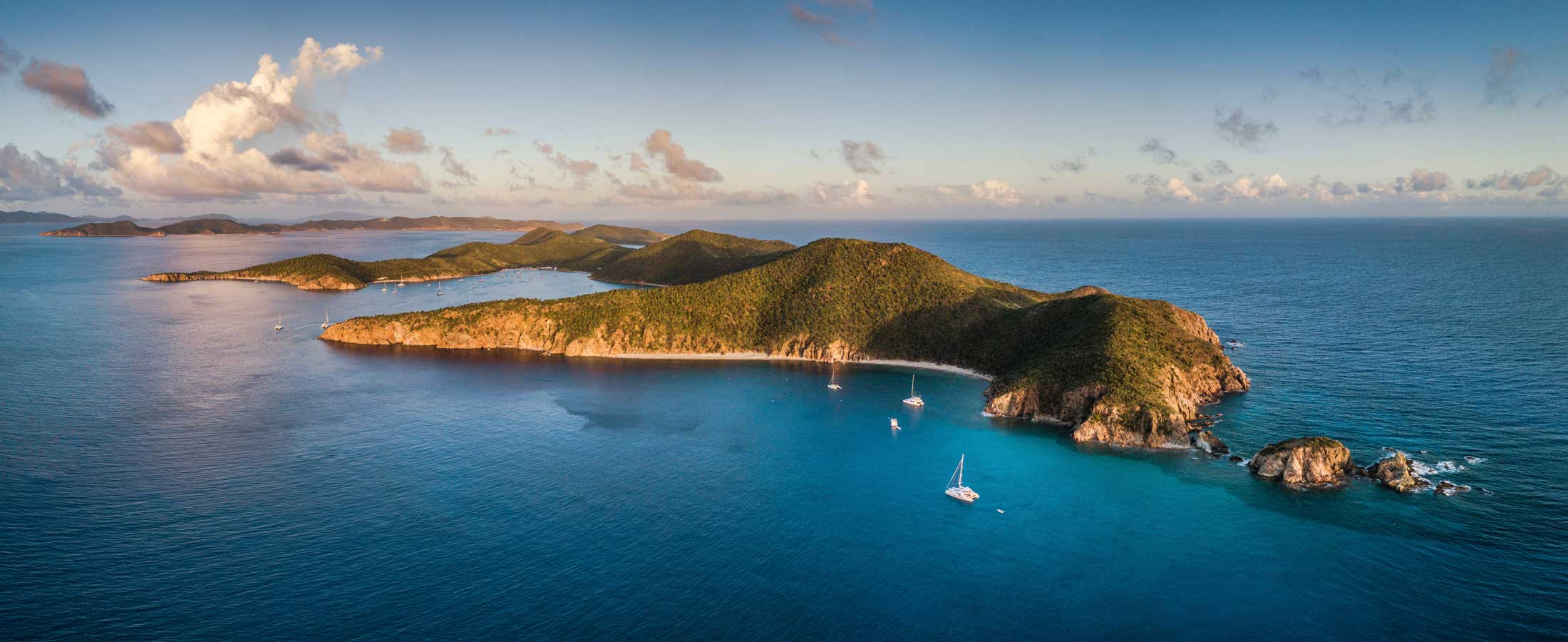 Caribbean British Virgin Islands (BVI) Yacht Charters