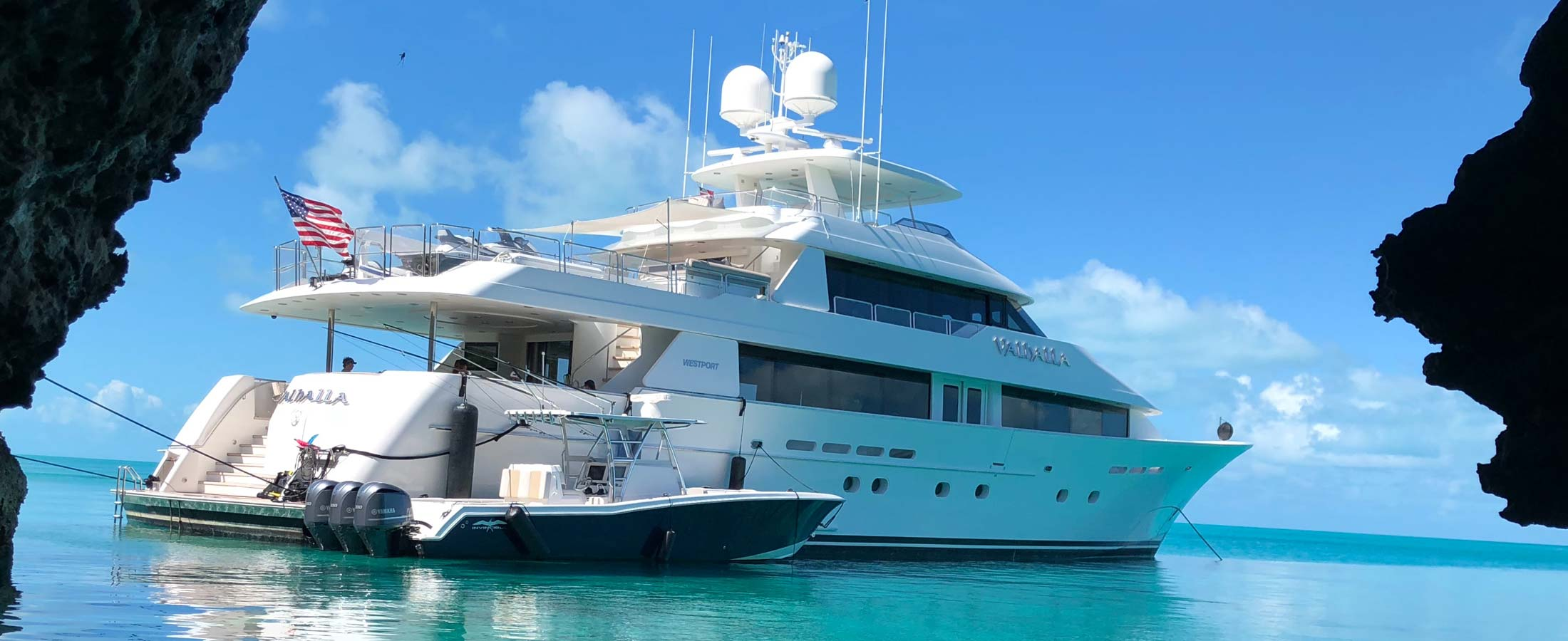 Yachts Sold - Cross Section of Yacht Sales | Westport Yachts