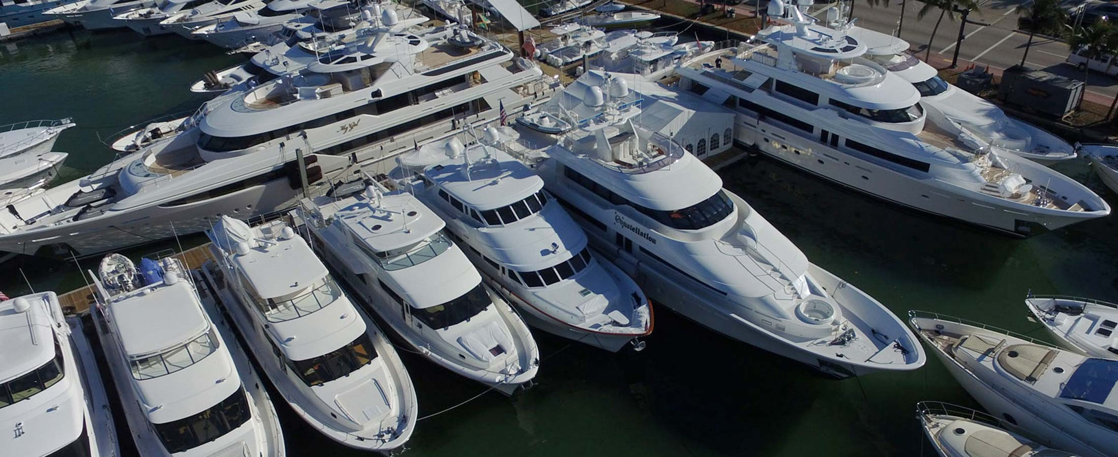 Boat Shows & Yachting Events | Westport Yachts