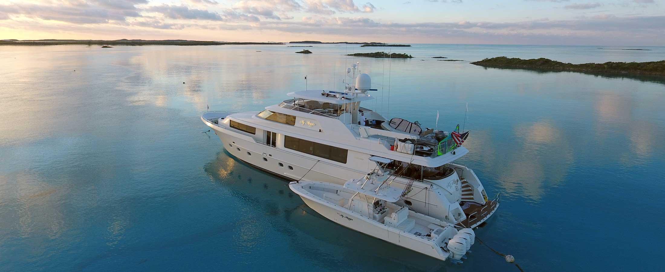 Yacht Charter Calendar - Westport Yachts