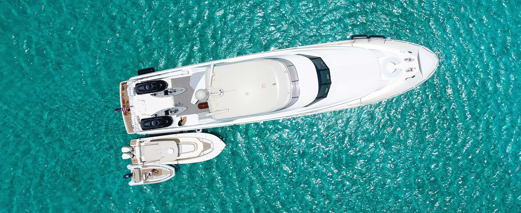 Yacht Tenders, Toys and Tech   Westport Yacht Charter Guide