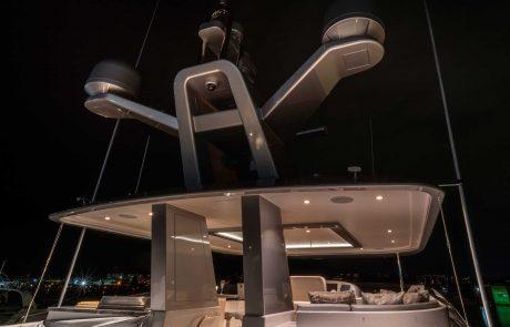 Westport W112   34m Raised Pilothouse   Mast Lounge