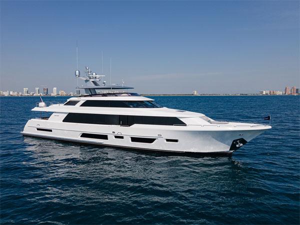 Westport 112   W112 Model (34m)   Raised Pilothouse Motor Yacht